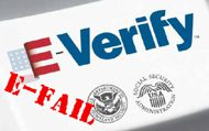 E-Verify Fail