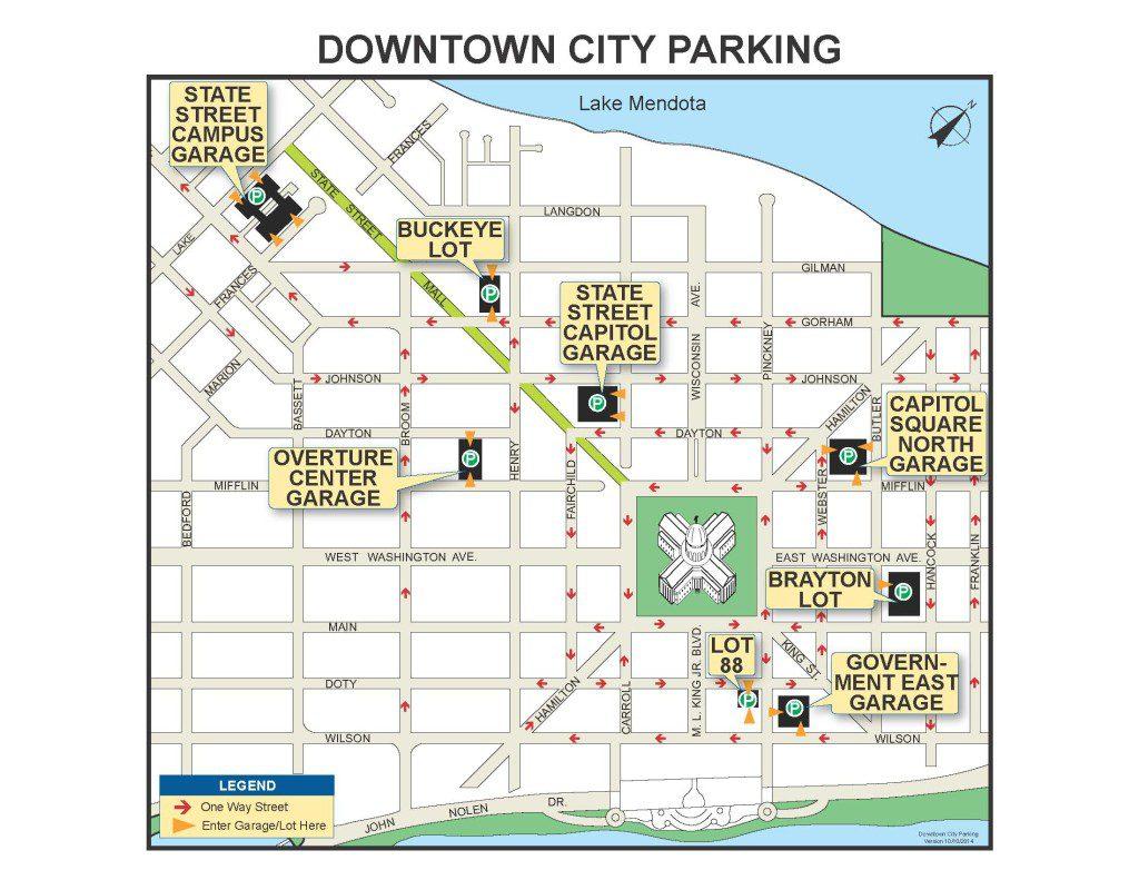 DowntownCityParking