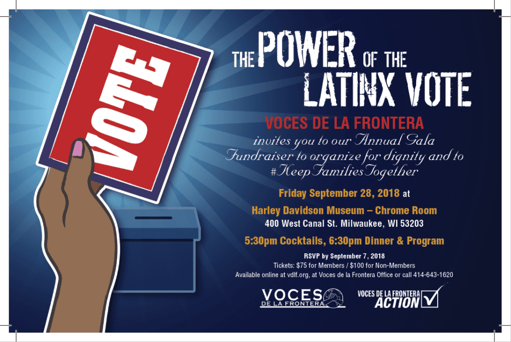 Erika Andiola: Keynote Speaker at Voces de la Frontera's