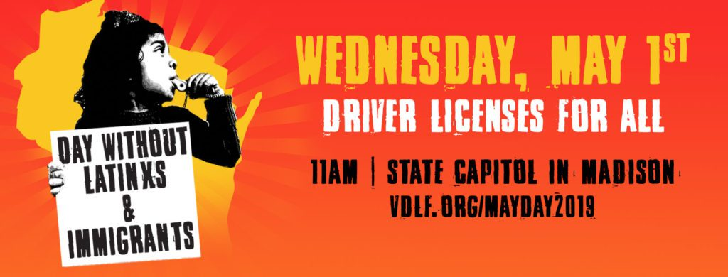 180 Businesses Are Closed May 1st To Fight For Driver Licenses For