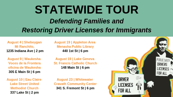 statewide tour